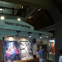 Island Gift Paintings