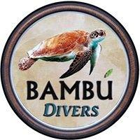 Bambu divers candidasa