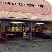 Mclean's Aero-Fresh Fruit