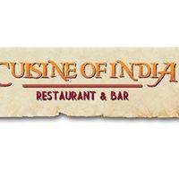 Cuisine Of India Cleveland