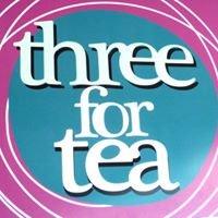 Three for Tea - Hermanus