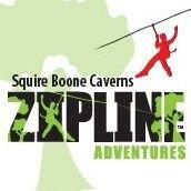 Squire Boone Caverns Zipline Adventures