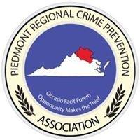 Piedmont Regional Crime Prevention Association