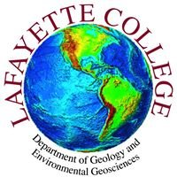 Lafayette College Department of Geology and Environmental Geosciences