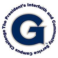 Georgetown University Interfaith Service Campus Challenge
