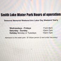 Smith Lake Water Park