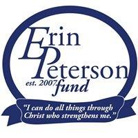 Erin Peterson Fund