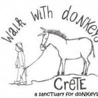'Walk with Donkeys Sanctuary' Crete