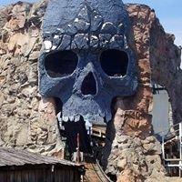 R.I.P Skull Mountain-Six Flags America