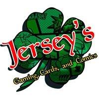 Jersey's Cards & Comics