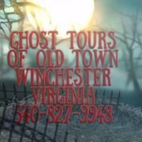 Ghost Tours Old Town Winchester Virginia