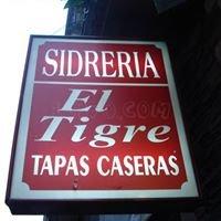 Sidrería El Tigre - Tapas Caseras