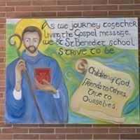 St. Benedict Catholic School and Church