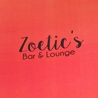 Zoetics Bar and Lounge