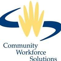 Community Workforce Solutions, Inc.