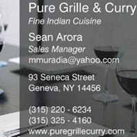 Pure Grille & Curry