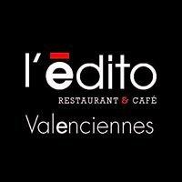 Restaurant l'Édito Valenciennes