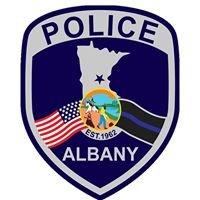 Albany Police Department Minnesota
