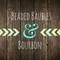 Beaded Baubles and Bourbon