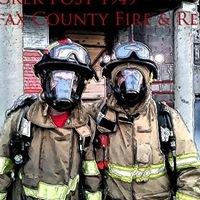 Fairfax County Fire & Rescue Explorer Post 1949