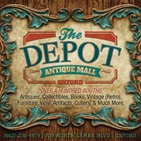 The Depot Antique Mall