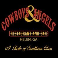 Cowboys & Angels Restaurant and Bar Helen, GA
