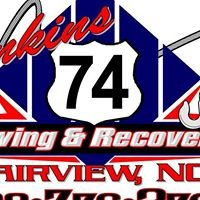 Jenkins 74 Towing and Recovery