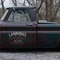 Jim Lanning's Paint & Body, Inc.