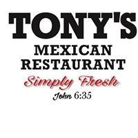 Tony's Mexican Restaurant - Ella