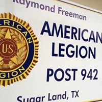American Legion Post 942 Sugar Land Texas