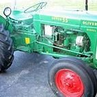 Fan Page for Oliver, White & Minneapolis Moline Tractors