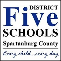 District Five Schools of Spartanburg County