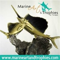 Marine Art And Trophies