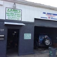 Zahn's Automotive & Towing, LLC