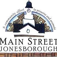 Main Street Jonesborough