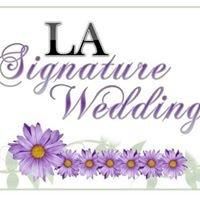 LA Signature Weddings