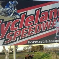 Cycleland Speedway - Chico Ca