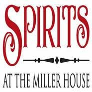 Spirits at The Miller House