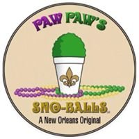 Paw-Paw's New Orleans Original Sno-Balls