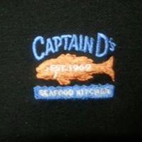 Captain D's of Cleveland Ga