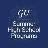 Georgetown University Summer Programs for High School Students