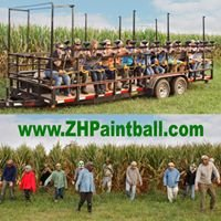 Zombie Hunters Paintball