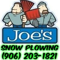 Joe's Lawn Care and Plowing 906 203 1821 Sault Ste Marie, Michigan