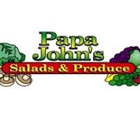 Papa John's Salads & Produce