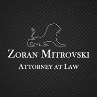 Law Office of Zoran Mitrovski