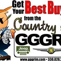 GG Grim Company: Chrysler JEEP Dodge