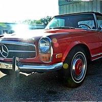 Pierre Hedary's Mercedes-Benz