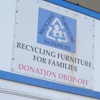 Recycling Furniture for Families
