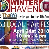 The 863 Local FiArt Fest