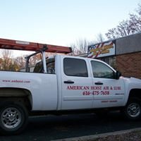American Hoist Air and Lube